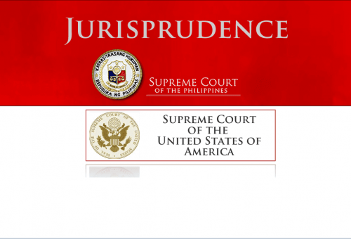 Supreme Court Jurisprudence