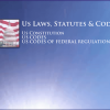 US Laws, Statutes and Codes